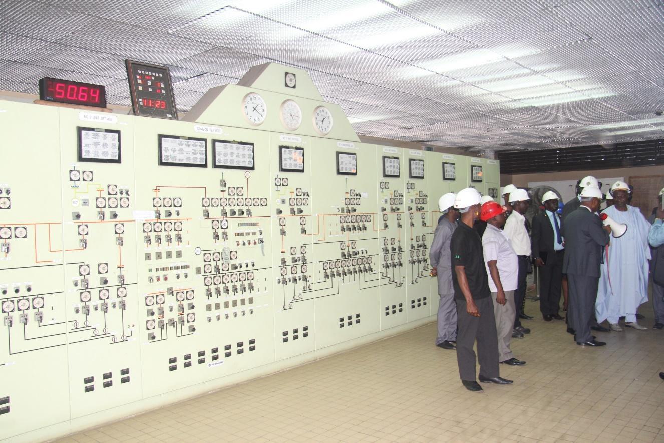 C:\Users\HP\Desktop\CONTROL ROOM OF EGBIN POWER STATION.JPG