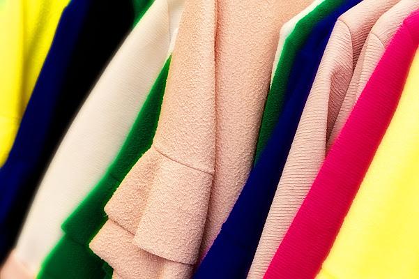 Il cappotto rosa di FZATOX