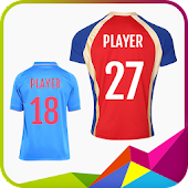 Make My Cricket Jersey