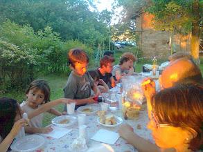 Photo: Assieme anche a cena