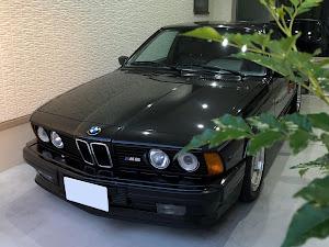 M6 E24 88年式 D車のカスタム事例画像 とありくさんの2020年01月14日17:55の投稿