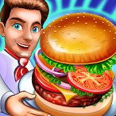 Cooking Game - Master Chef Kitchen Food Story