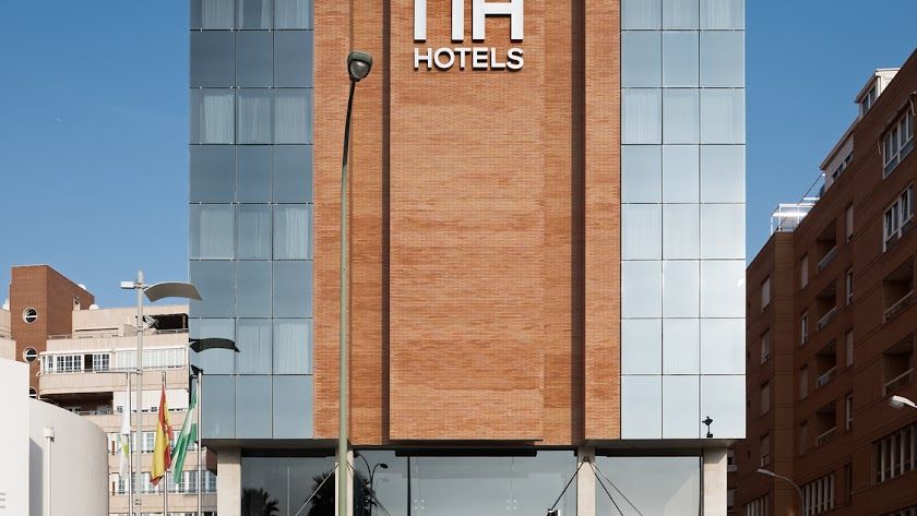 Fotografía del hotel NH Ciudad  de Almería
