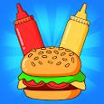 Merge Burger: Food Evolution Cooking Merger icon
