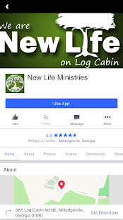 New Life Ministries COG- screenshot thumbnail