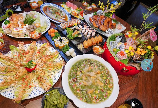 台南日式料理.台南合菜,五十一番 日式居食屋