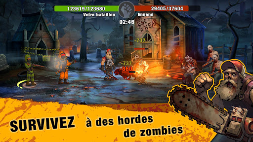 Télécharger Zero City: Zombie Shelter Survie Simulator APK MOD 2