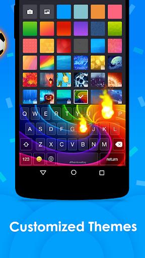 Emoji Keyboard 2018 - Cute Emoticon 1.2.6 screenshots 4