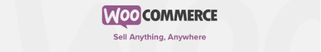 Logo of WooCommerce.