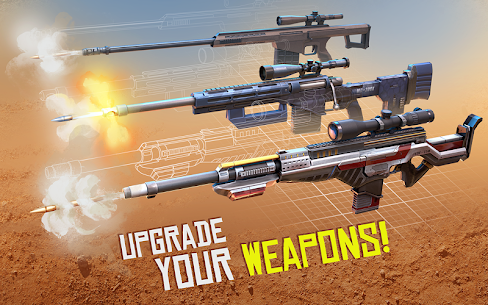 Best Sniper Legacy MOD (Unlimited Money) 5