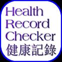 Health Record Checker PRO icon