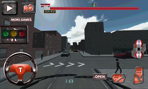 SAN ANDREAS Bus Mission 3D 1.3 screenshots 3