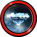 Diamond Live Wallpapers icon