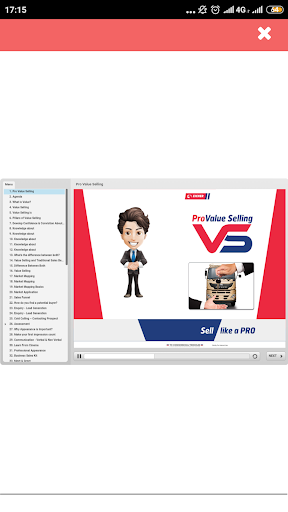 Eicher iLearn  screenshots 1