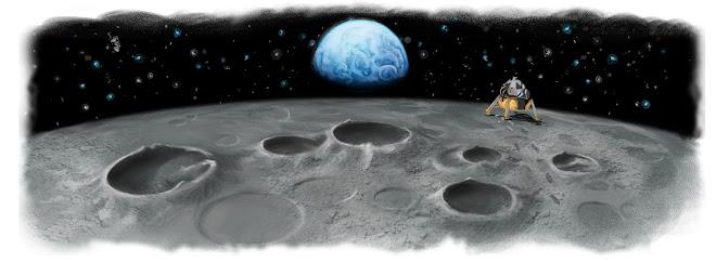 Google Moon Deutsch