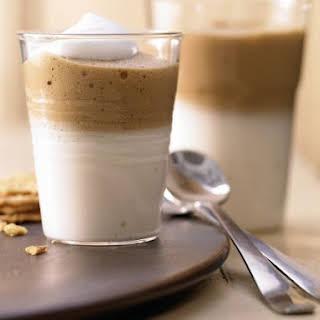 Cafe Latte Mousse.