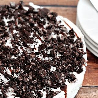 No Bake Mint Oreo Cheesecake Recipe