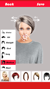 Change Hairstyle 3