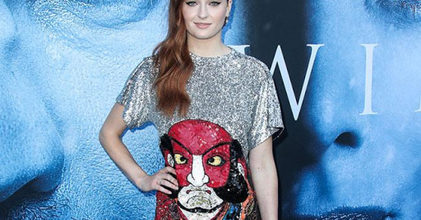 Sophie Turner can't accept Game of Thrones end