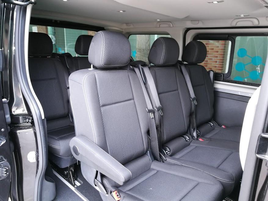 Alquiler de renault trafic spaceclass en zaragoza hispania alquiler de furgonetas en zaragoza - Medidas interiores furgonetas ...