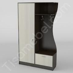 Прихожая-9 мебель разработана и произведена Фабрикой Тиса мебель