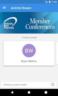 DBP Member Conference 2018 - náhled