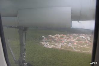 Photo: Listo para aterrizar en Curazao