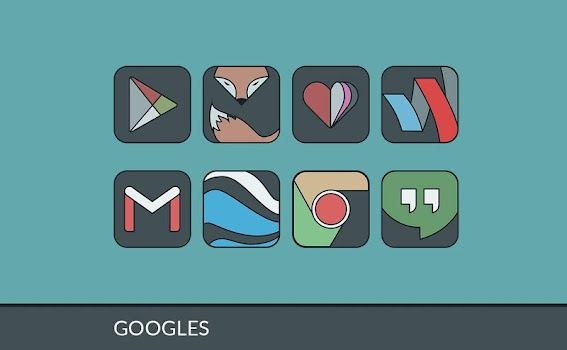 IMMATERIALIS ICON PACK