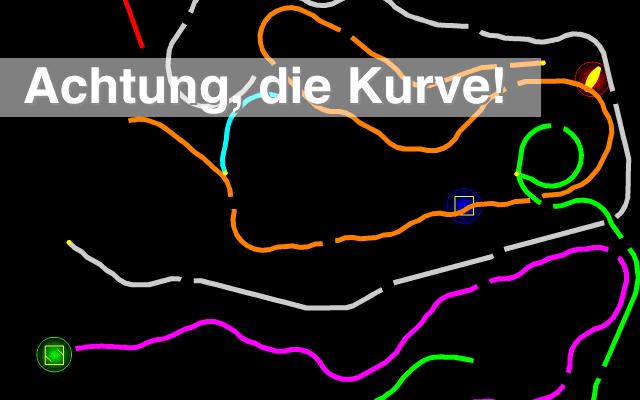 Achtung Die Kurve Multiplayer Offline