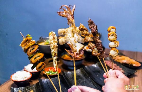 小資族的最愛~百元火鍋&銅板串燒一次滿足伯樂町鍋物.燒烤