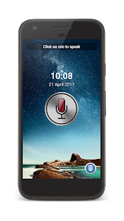 Unlock phone by voice- screenshot thumbnail