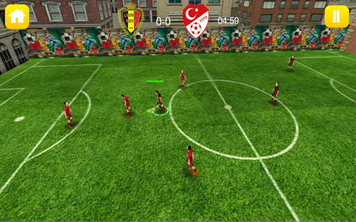 Dream League Strike Soccer 2018 1.9 screenshots 4