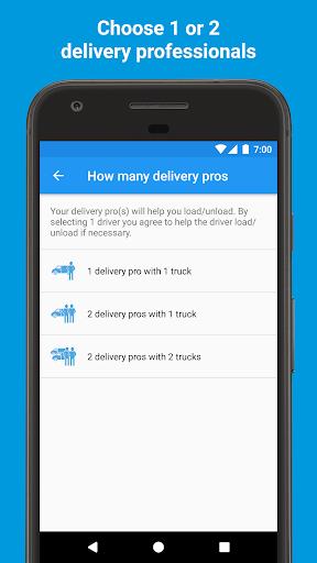 GoShare - Move, Haul, Deliver screenshot