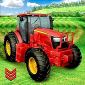 Real Farming Tractor Simulator Game