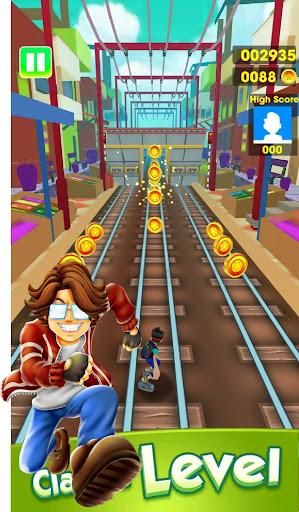 New Subway Endless Run Surf 2019 screenshot 4