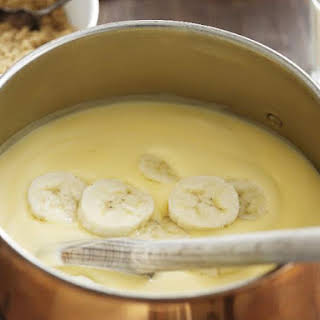 Custard Dessert Banana Recipes.