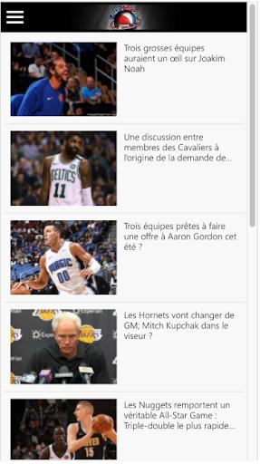 Basket Infos 1.3 screenshots 4