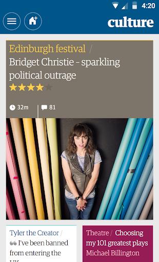 The Guardian- screenshot thumbnail