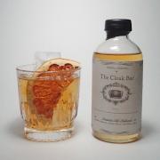 Rum Old Fashioned, 8oz bottled cocktail (33.0% ABV)