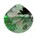 Nature painting GO Keyboard icon
