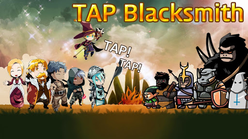 Tap Blacksmith Clicker