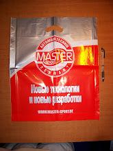 Photo: Master Sport Wersja Rosyjska  Dkt Ld Flexo od 10000 szt