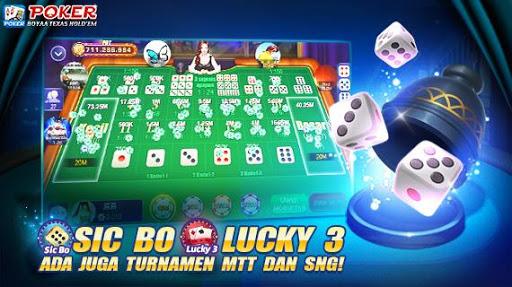 Poker Texas Boyaa 5.9.1 Mod screenshots 5