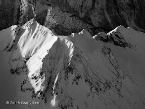 Photo: Mountains in the North Western Norway