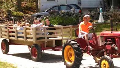 Photo: Wagon Rides