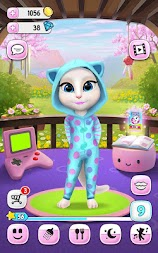 My Talking Angela APK screenshot thumbnail 11
