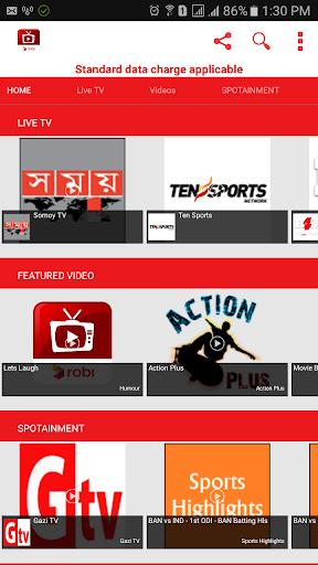 Robi TV 24 screenshots 1