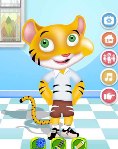 Lion care for kids 1.0 screenshots 3