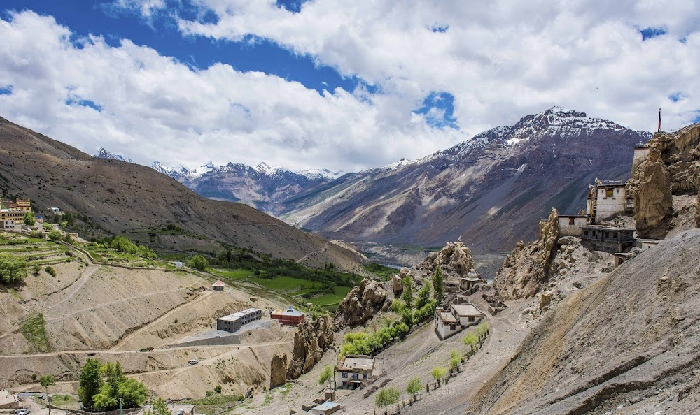 Tabo Spiti valley