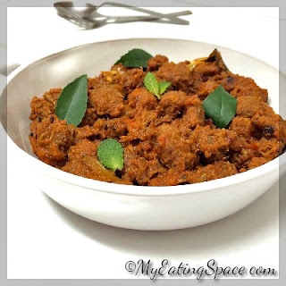 Beef Curry -Spicy Kerala Style Beef Curry.